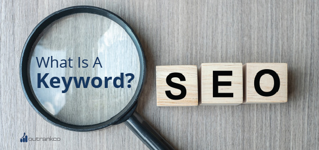 what is a keyword in seo