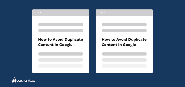 How to Avoid Duplicate Content in Google