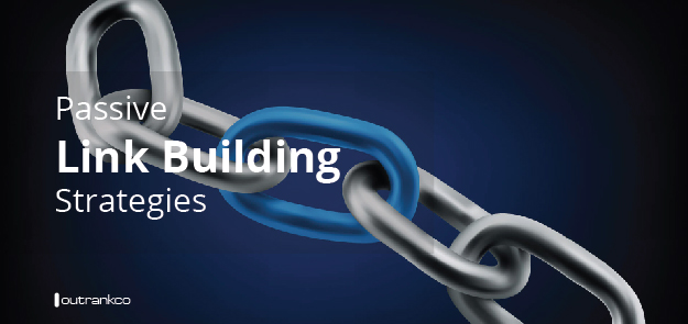 Passive Link Building Strategies